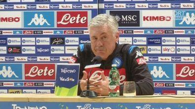 """Ancelotti: """"James? Non è ancora nostro"""""""