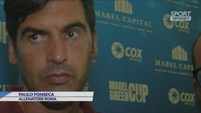 """Fonseca: """"Dzeko? Per ora è nostro"""""""