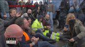 Il reportage unico ed esclusivo delle proteste di Trieste