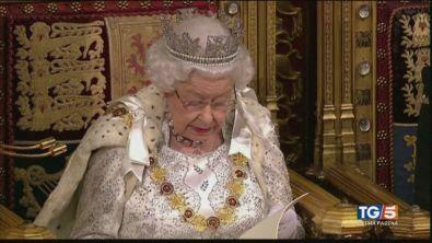 Regina a Westminster Brexit a fine ottobre