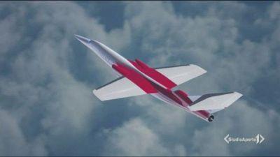 Vola l'erede del Concorde
