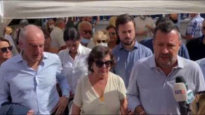Green Pass, Salvini: non roviniamo agosto a milioni di italiani
