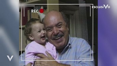 Lino Banfi e nonno Libero