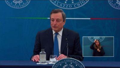 Turchia, Draghi: molto dispiaciuto per umiliazione von der Leyen