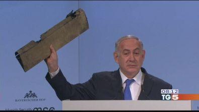 Netanyahu contro Iran: se attacco reagiremo