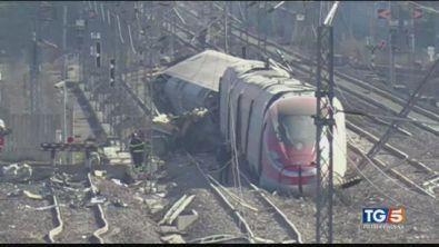 Incidente ferroviario: cinque operai indagati