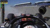 F1, GP Gran Bretagna: botto al via, domina Leclerc, ma nel finale...