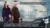 """Giorgio Pasotti: uno standard molto alto nel """"Silenzio dell'acqua 2"""""""