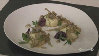 Lo chef Luca Landi ci prepara gli gnudi toscani