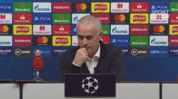 "Champions, Mourinho: ""Possiamo ribaltarla in Germania"""