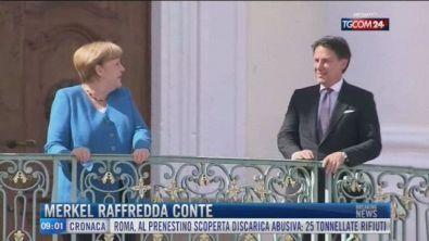 Breaking News delle 09.00 | Merkel raffredda Conte