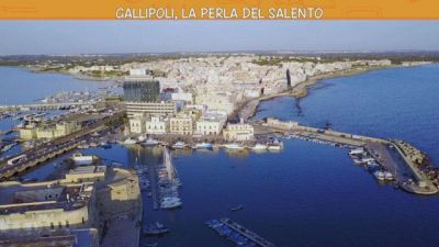 Gallipoli, la perla del Salento
