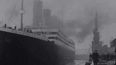 La misteriosa lettera in bottiglia di una passeggera del Titanic