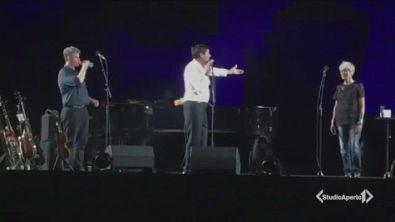 Sorpresa al concerto di Joan Baez