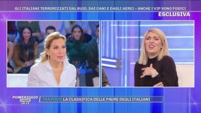 """Veronica Satti: """"Le lenticchie... che paura!"""""""