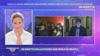 Addio a Diego Armando Maradona - Il ricordo di Stefano Tacconi