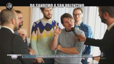 Da Sanremo a San Valentino