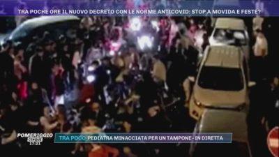 Tra poche ore il nuovo Decreto con le norme anitCovid: stop a movida e feste?