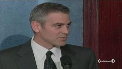 Incidente in Sardegna per George Clooney