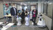 Coronavirus, ecco gli infermieri robot già al servizio dei pazienti infetti
