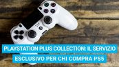PlayStation Plus Collection: il regalo a chi compra PS5