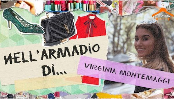 Nell'armadio di Virginia Montemaggi