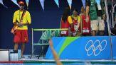 Chi sono (e cosa fanno) i bagnini delle Olimpiadi