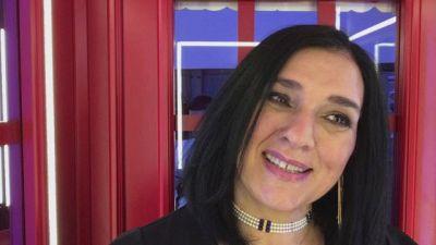 La #cabinarossa di… Rosaria Mottola