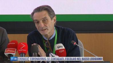 Breaking News delle 17.00 | Un caso di coronavirus è stato registrato in Piemonte