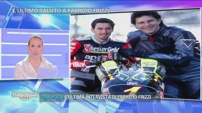 Fabrizio Frizzi: le parole di Max Biaggi