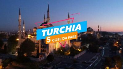 5 cose da fare in Turchia