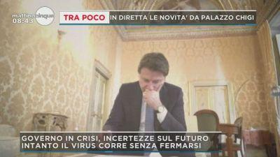 Il virus avanza nonostante la crisi