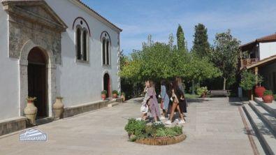Il Monastero di Faneromeni a Lefkada