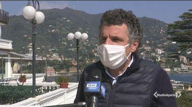 A Rapallo obbligo di mascherine