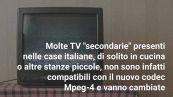 Digitale Terrestre: le TV piccole vanno a ruba