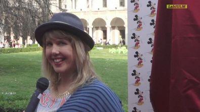 L'arte di Corinne Sutter incontra Mickey Mouse