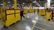 Amazon cresce, il colosso supera le vendite di Walmart