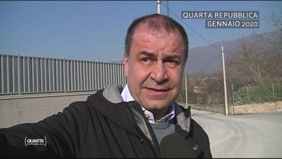 Italia immobile e non per colpa del covid