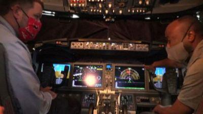 Boeing guarda al futuro: gas green e carburante con rinnovabili