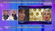 GFVIP - Scontro tra Antonella Elia e Fernada Lessa