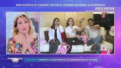 Non sapeva di essere incinta: 22enne mamma a sorpresa