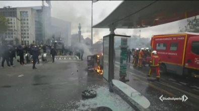 Gilet gialli, Parigi sotto assedio