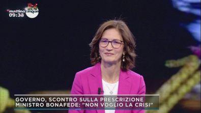 Parla Mariastella Gelmini