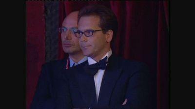 2001: Alessandro Cecchi Paone contro il Telegatto al Grande Fratello