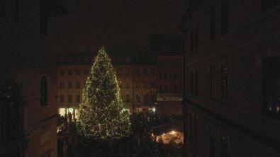 L'albero di Natale di Asiago