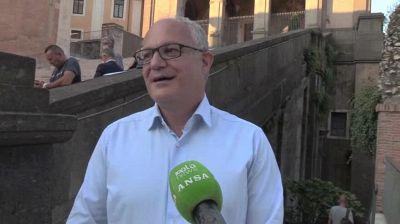 """Roma, Gualtieri: """"Lo sport è un diritto: voucher per chi ha meno disponibilità economica"""""""