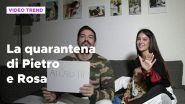 La quarantena di Pietro Tartaglione e Rosa Perrotta
