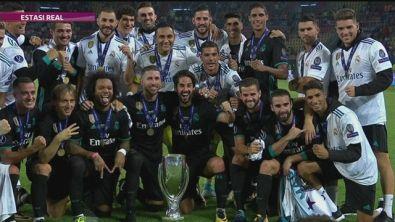 Real, anche la Supercoppa
