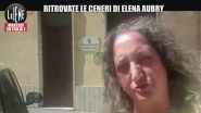 Ritrovate le ceneri trafugate di Elena Aubry | VIDEO