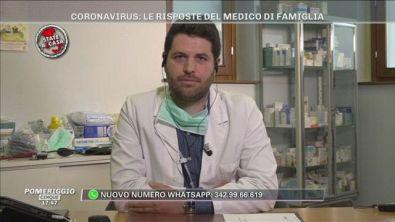 Coronavirus, le risposte del medico di base